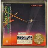 Supertramp Famous Last Words   Shm Cd [ Mini Lp ]   Japonês